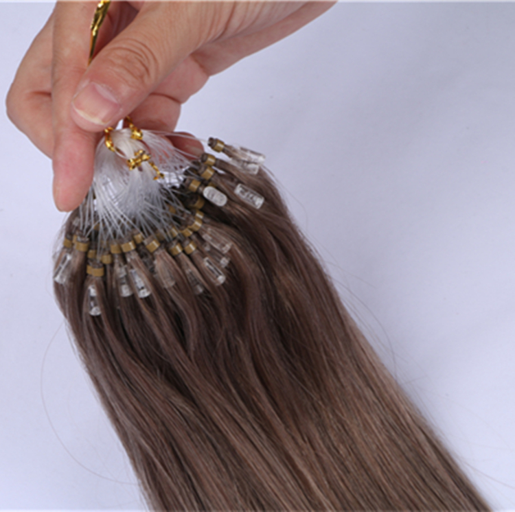 How to Install Micro-Loop Hair Extensions QM067